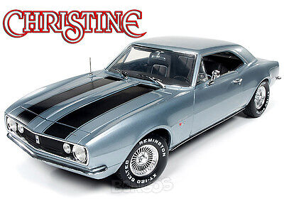 """Christine"" 1967 Chevy Camaro ""Authentics Version"" 1:18 Scale Diecast Model"