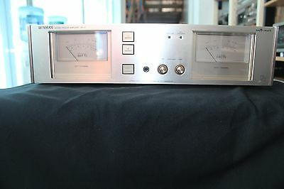 Luxman M02, 2 channel power amplifier in used condition