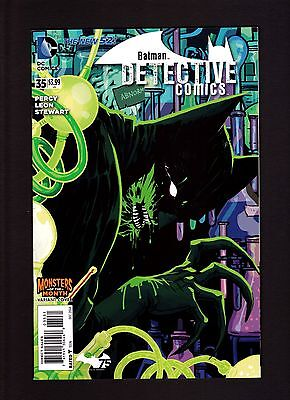 Batman Detective Comics #35 NM/MT DC New 52 Monsters of the Month Variant Cover