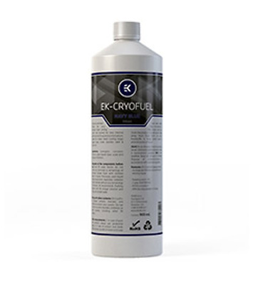 NEW EK CryoFuel Premix 900mL Coolant Navy Blue
