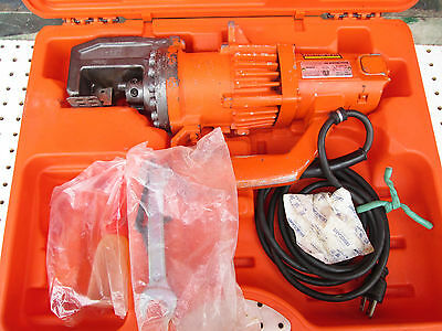 Diamond Tools Rebar Cutter DC-20WH W/ Orange Plastic Case