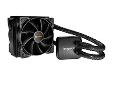 NEW Be Quiet! Silent Loop 120mm Liquid CPU Cooler