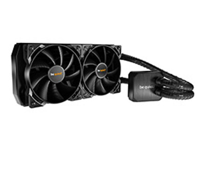 NEW Be Quiet! Silent Loop 240mm Liquid CPU Cooler