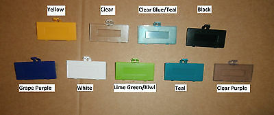 Nintendo GBP Game Boy Pocket Replacement Battery Cover 9 Colours Available