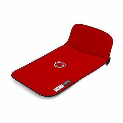 Bugaboo Cameleon 3rd  Stroller Bassinet Apron Red Canvas Baby Carry Cot Cover