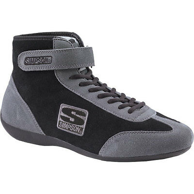 Simpson Mid-Top Racing Shoe - SFI 3.3/5 Certified - All Sizes 8 - 12.5