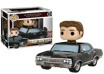 Supernatural - Baby With Dean SDCC 2017 Exclusive Pop! Vinyl Figure #32 - New