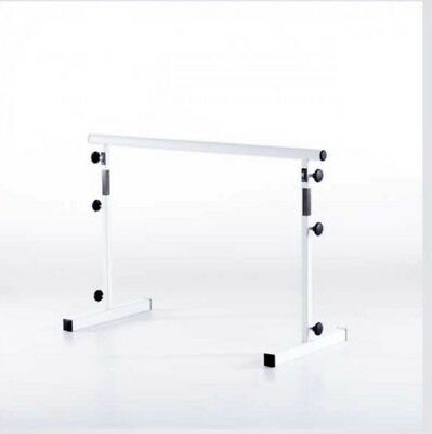 Ballet Barre 1.2m White   - 9Mill11Range