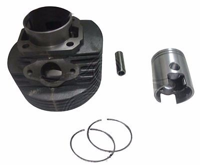 Vespa Cylinder Piston Kit Pk125 Vespa Pv Lml Scooter Sensation 55Mm @aus