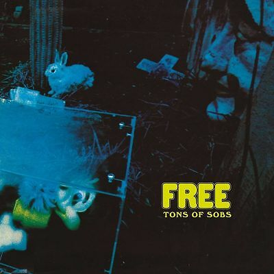Free ~ Ton Of Sobs ~ Remastered 2017 ~ Vinyl Lp ~ Download ~ *new/sealed*