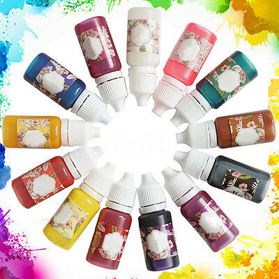 Epoxy Color UV Resin Coloring Dye Colorant | Resin Pigment Art Crafts Mix
