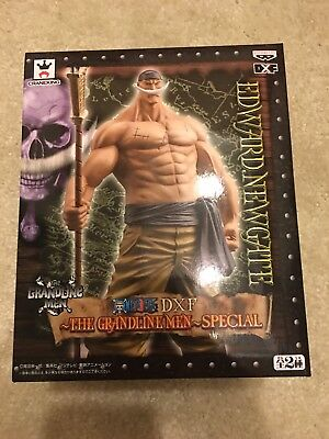 Banpresto One Piece Grandline Men Special Edward Newgate Authentic U.S Seller