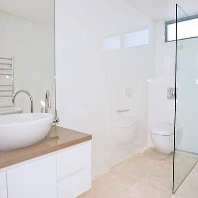 PVC wall lining sheets for showers and wet rooms  2.4m x 1.2m x 1.5mm