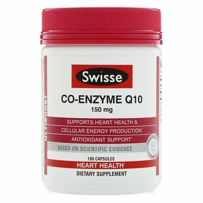 """Coq10 Co-Enzyme Capsules - 5% Off Orders $30+ Use Coupon Code """"p5Ozzie"""" Exp31/12"""