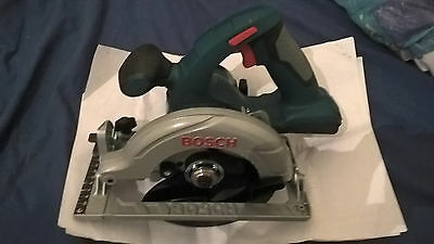 Bosch GKS 18V-LI  Skill Saw ONLY no charger or batteries