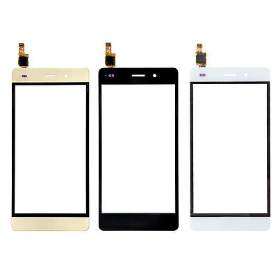 Cellphone Replacement Touch Screen Glass Digitizer Panel Part For Huawei P8 Lite