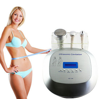 2 in1 Ultrasonic Cavitation Frequency Vacuum Liposuction Cavitation Slim Machine