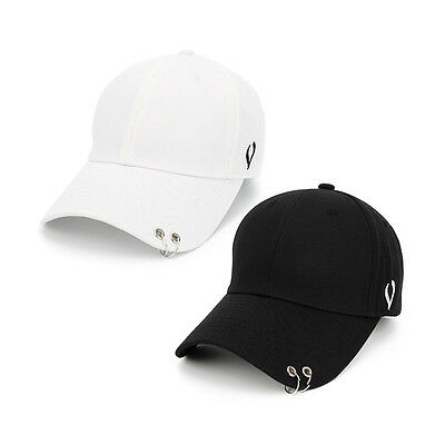 5363556ebb8 Men Women Black Baseball Cap Snapback Hat Hip-Hop Adjustable Bboy Caps