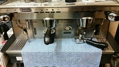 RANCILIO CLASSE 6 E 2 group espresso Coffee machine Commercial