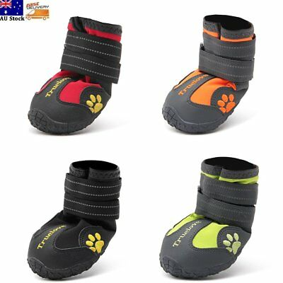 Dog Cat Puppy Pet Shoes High Performance Non-Slip Boots Paw Protector Waterproof