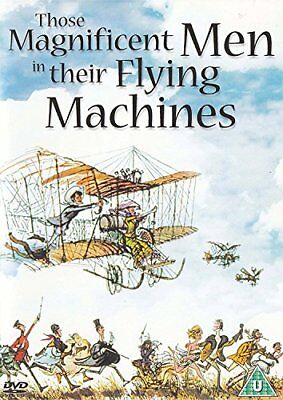 Those Magnificent Men In Their Flying Machines [1965] [DVD][Region 2]