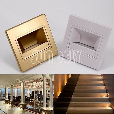 LED Stair lighting Recessed Downlight Spot Light Stage wall decking deck lights