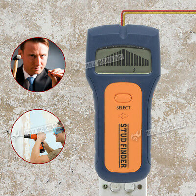 Digital LCD Stud/Metal/Wire Detector Cable Finder Wall Electrical Scanner BI454