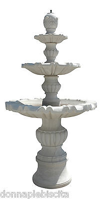 Fountain Classic White Marble Garden Classic White Marble Old Style Foutain