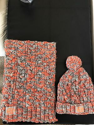 Superdry Hat And Scarf