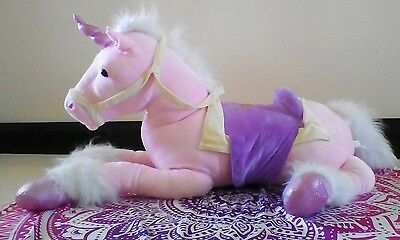Pink Unicorn 1 Metre Long