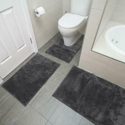 Bambury Microplush Contour Toilet Mat