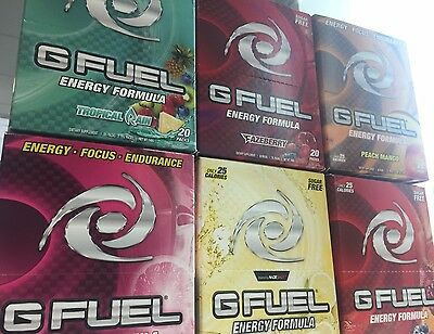 Brand New Gamma Labs G Fuel Sachets |  Fast Free Delivery | Cheapest Gfuel Ever