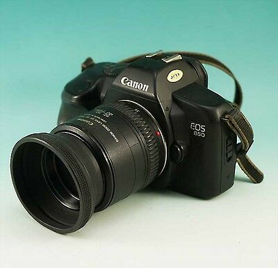 Vintage Canon EOS 850 Camera with Zoom Lens 35-70mm Made in Japan