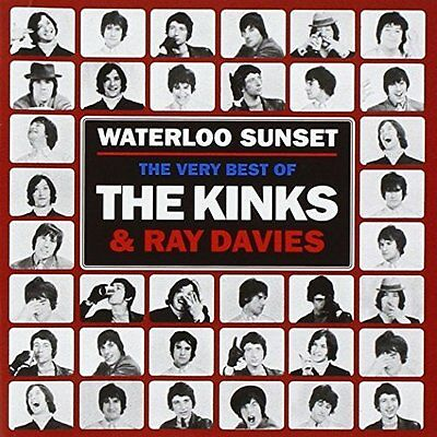 The Kinks - Waterloo Sunset: The Very Best of The Kinks and Ray Davies [CD]