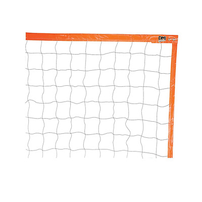"""Volleyball Net with Steel Cable Sports 32' x 3' 3"""" size Weather Resistant"""