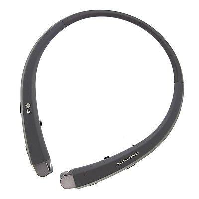 LG Tone Infinim HBS-910 Bluetooth Wireless Headset GENUINE OEM HBS910