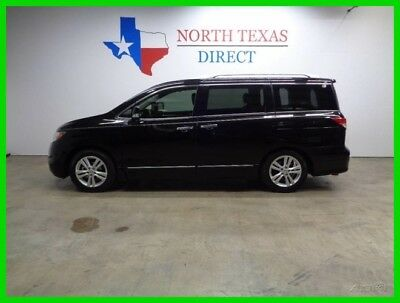 2011 Nissan Quest SL Leather Heated Seat Back Up Camera 1 Texas Owne 2011 SL Leather Heated Seat Back Up Camera 1 Texas Owne Used 3.5L V6 24V