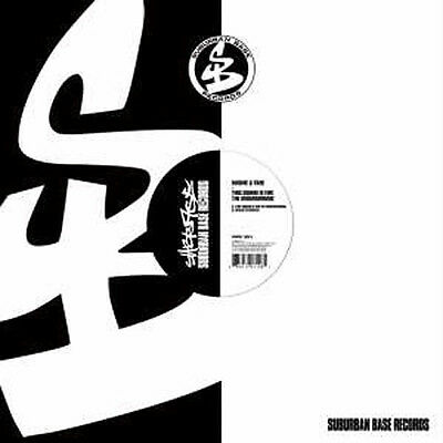 Krome & Time Sound is for the Underground Suburban Base Record Store Day + BAG