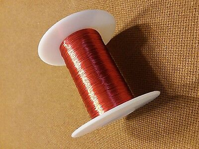 Magnet Wire 32 AWG gauge Copper. 2 oz