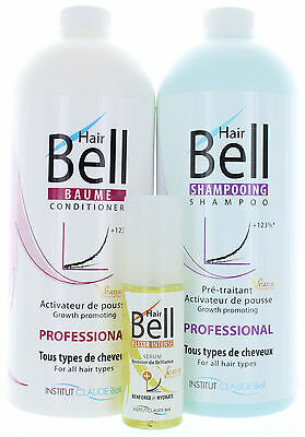 Veana HairBell Shampoo + Conditioner + Booster Serum PRO - Hair Jazz - HairPlus