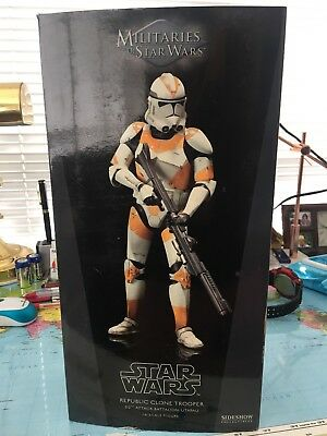 Sideshow Collectibles Republic Clone Trooper 1:6