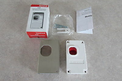 Honeywell 269R Panic Alarm Hold Up Switch Button Stainless Steel Cover