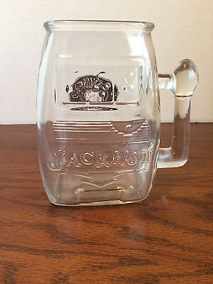 Casino Niagara Jackpot Slot Machine Shaped Glass Cup