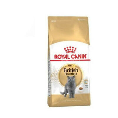 Pienso para gatos adultos de raza British ROYAL CANIN BRITISH SHORTHAIR