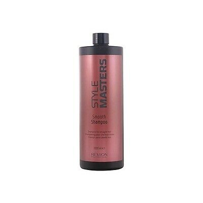 Revlon - STYLE MASTERS smooth shampoo for straight hair 1000 ml