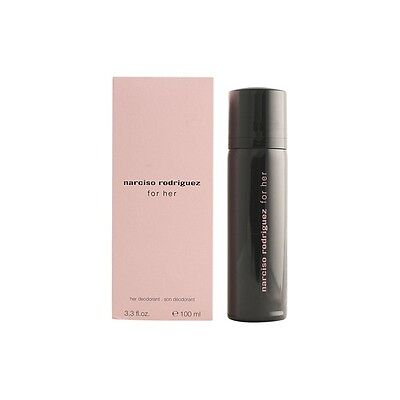 Narciso Rodriguez - NARCISO RODRIGUEZ FOR HER deo vaporizador 100 ml