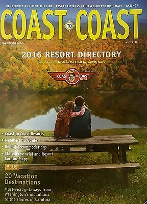 Coast to Coast and Rpi Plus Campground Memberships