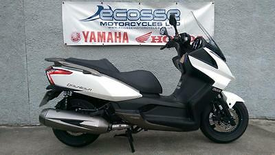 2013 Kymco Downtown 300 Scooter