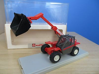 Manitou Diecast Scale Model 1/50Th Scale Manitou Forklift Telescopic Handler