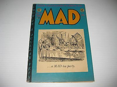 MAD #15 (Sep 1954, EC)  Vintage Golden Age Comic Book